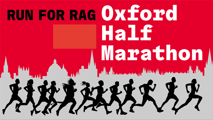 Oxford Half Marathon: Team RAG