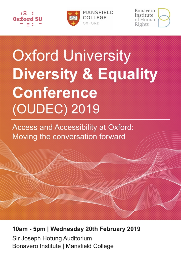 Diversity and Equality Conference