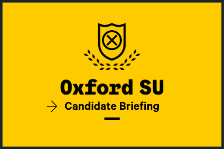 SU President By-Election Candidate Briefing