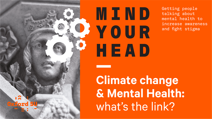 Climate Change and mental health - whats the link?