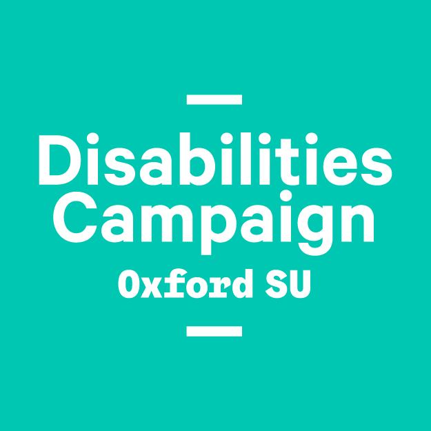 Disabilities Campaign Logo